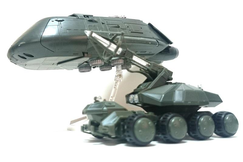 コトブキヤ スーパーXⅡ&92式 メーサービーム戦車 レビュー