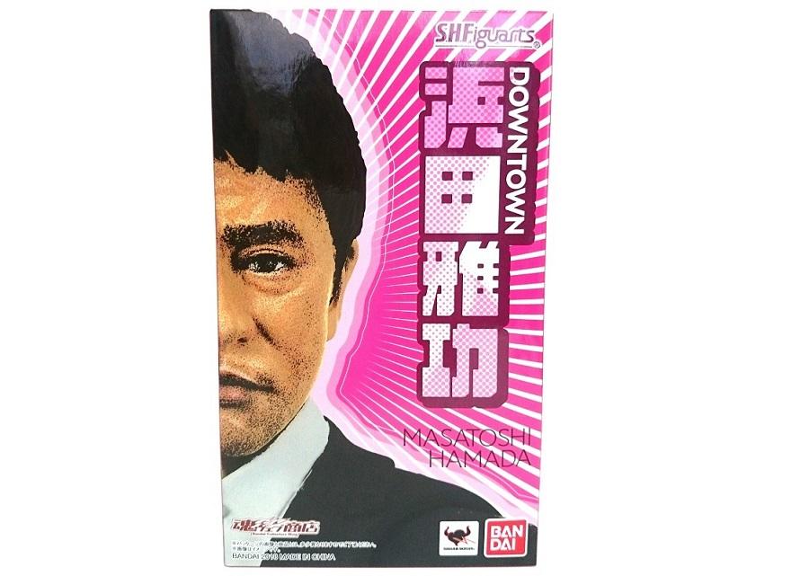 バンダイ  S.H.Figuarts 浜田雅功 レビュー