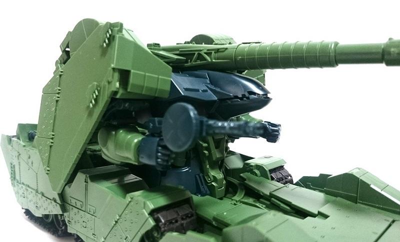 バンダイ EXモデル 1/144 ヒルドルブ レビュー