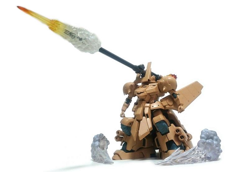 バンダイ ROBOT魂 <SIDE MS> YMS-16M ザメル ver. A.N.I.M.E. レビュー