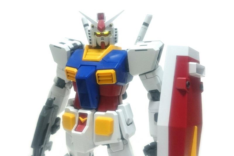"""<span class=""""title"""">バンダイ PG 1/60 RX-78-2 ガンダム レビュー</span>"""