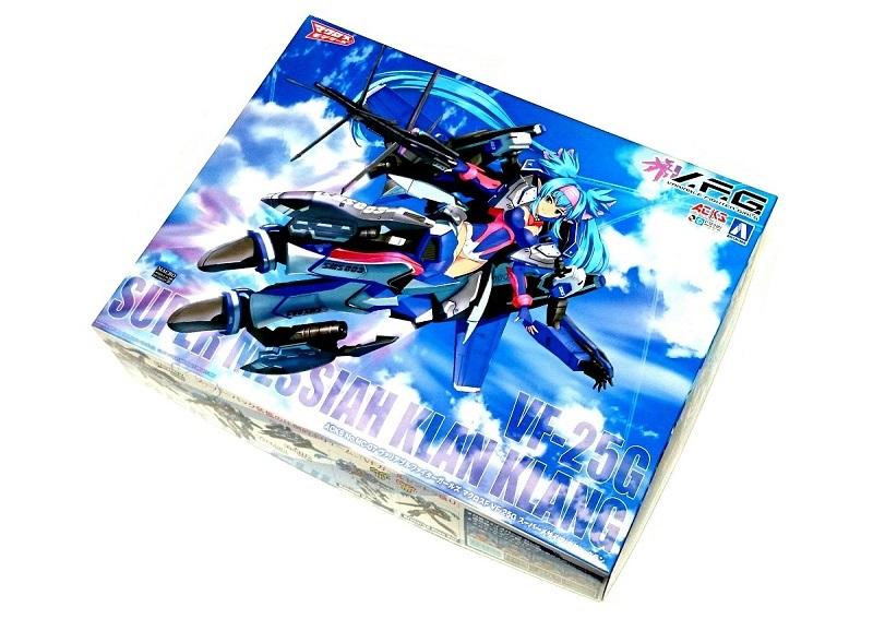 アオシマ VFG クラン・クラン 開封
