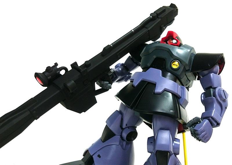 "<span class=""title"">バンダイ MG MS-09R リック・ドム レビュー</span>"